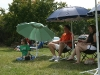JoeShade baseball umbrella