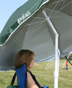 JoeShade Sports Umbrella