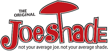 JoeShade portable sun shade umbrella